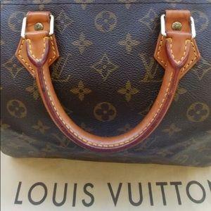 Louis Vuitton Speedy Monogram 30